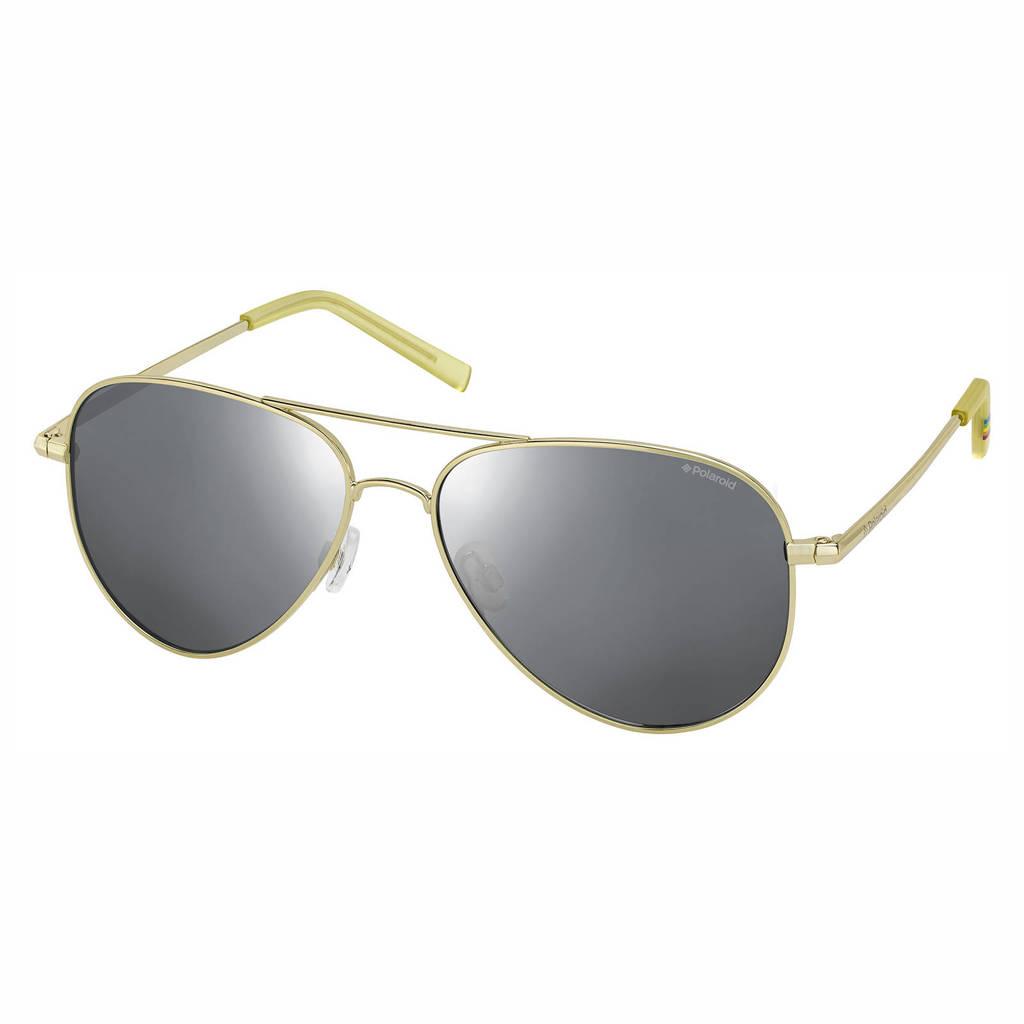 Polaroid zonnebril PLD 6012/N, Goud