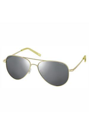 zonnebril PLD 6012/N goudkleurig