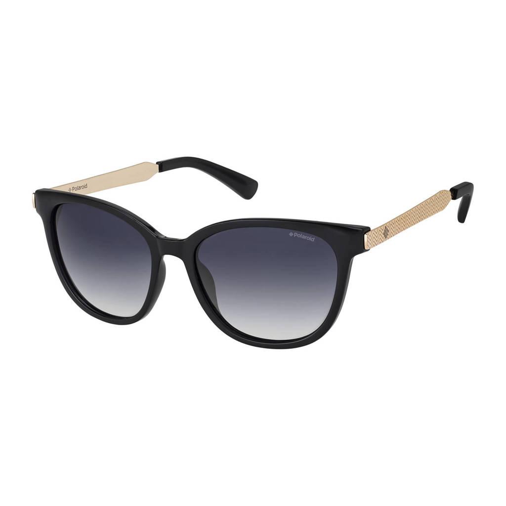 Polaroid zonnebril 5015/S zwart/goudkleurig