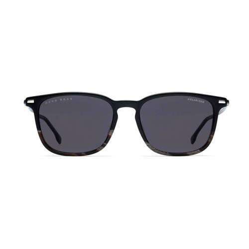Boss zonnebril BOSS 1020/S BLKGRYHOR kopen