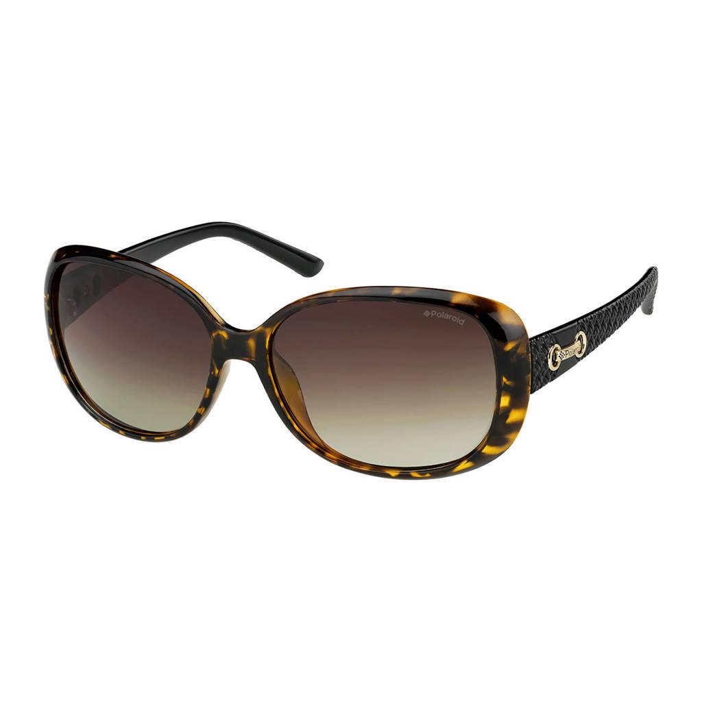 Polaroid zonnebril P8430 bruin/zwart
