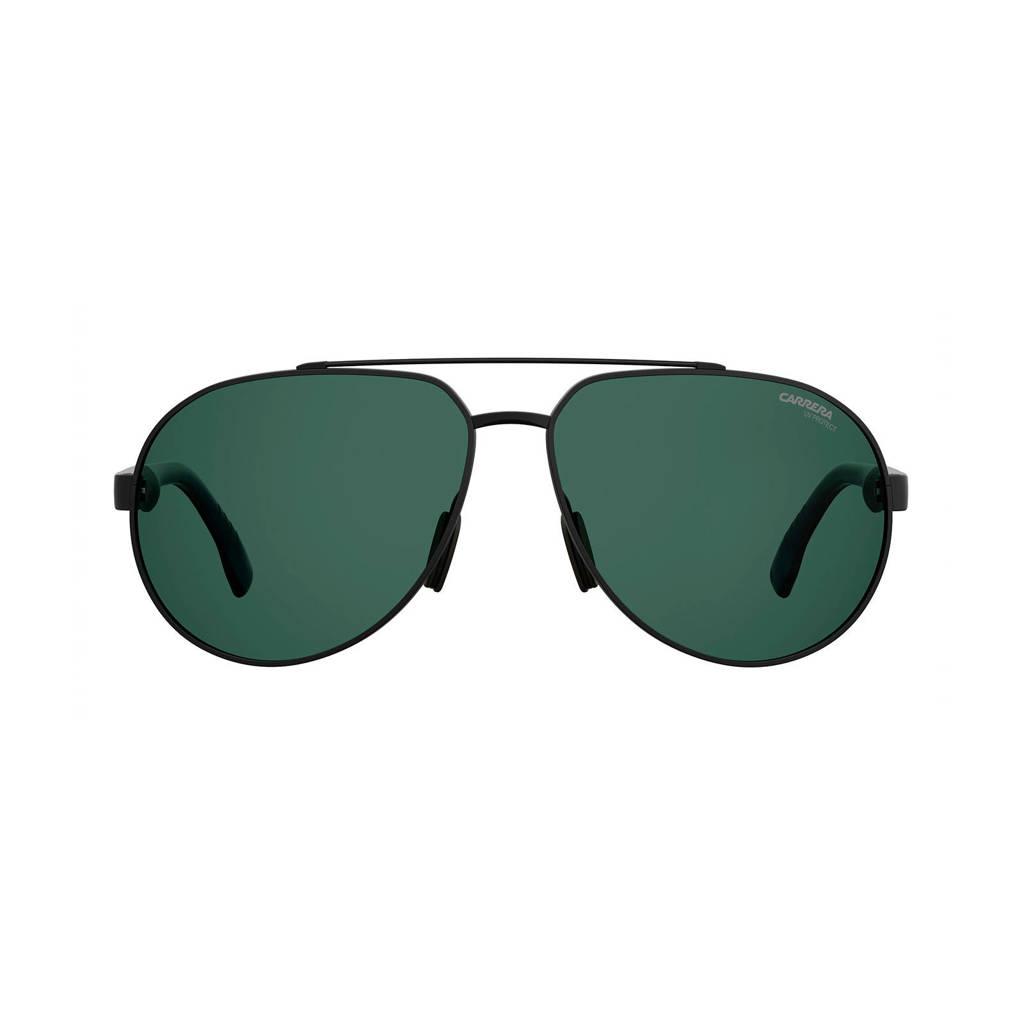 Carrera zonnebril CARRERA 8025/S BLRUTDKGR, Zwart