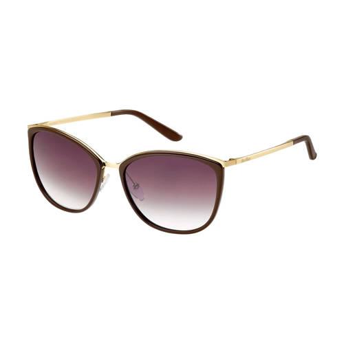 Max Mara zonnebril MM CLASSY I GOLD BRGN