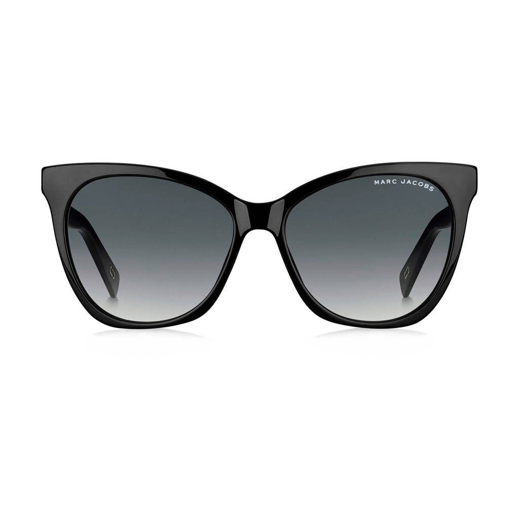 Marc Jacobs zonnebril MARC 336/S BLACK, Zwart