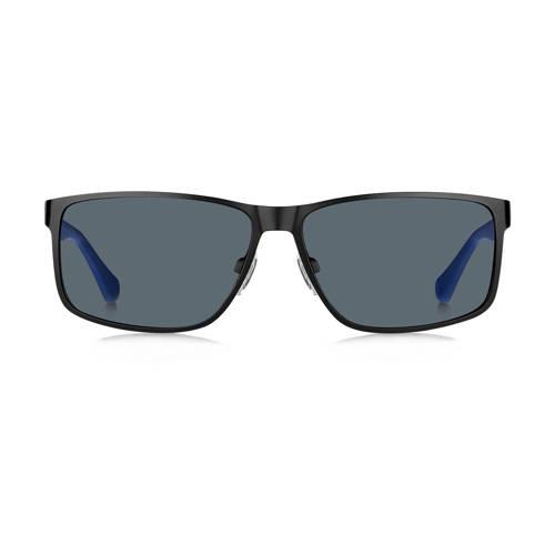 Tommy Hilfiger zonnebril TH 1542-S MTT BLACK