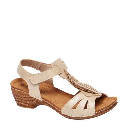 Bjorndal sandalen goud kopen