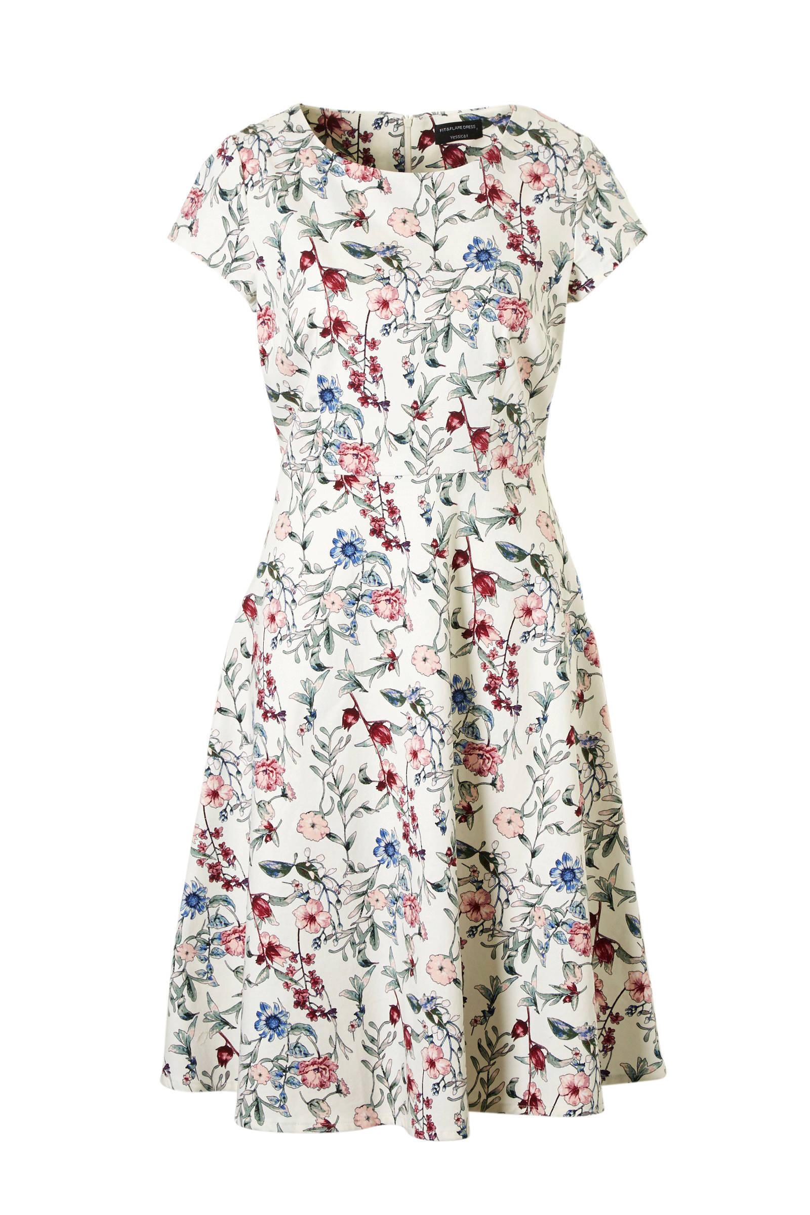 gebloemde jurken dames