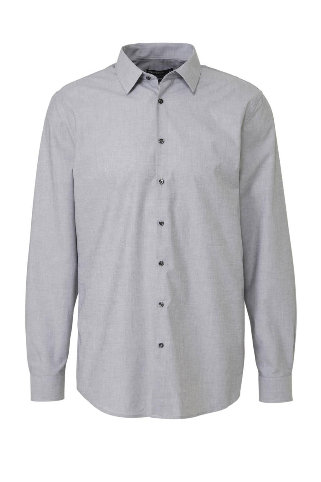 C&A Angelo Litrico slim fit overhemd, Grijs