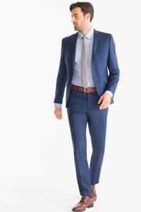 C&A Angelo Litrico slim fit overhemd, Blauw