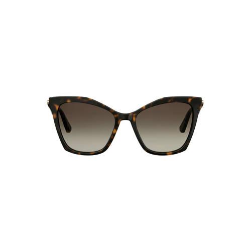 Love Moschino zonnebril MOL002/S bruin kopen