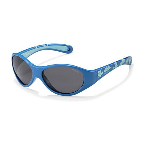 Polaroid kids zonnebril P0401 blauw