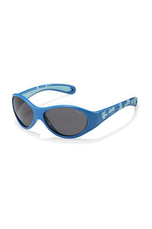 kids zonnebril P0401 blauw