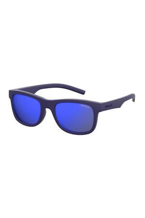 kids zonnebril 8020/S donkerblauw