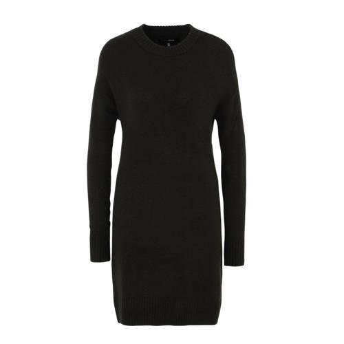 anytime jurk zwart