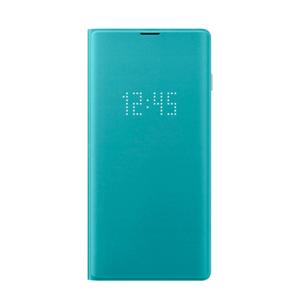 Samsung Galaxy S10 LED viewcover, Groen
