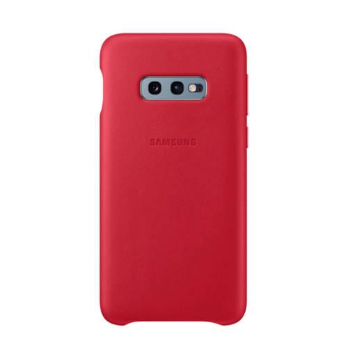 Samsung Galaxy S10e leren backcover