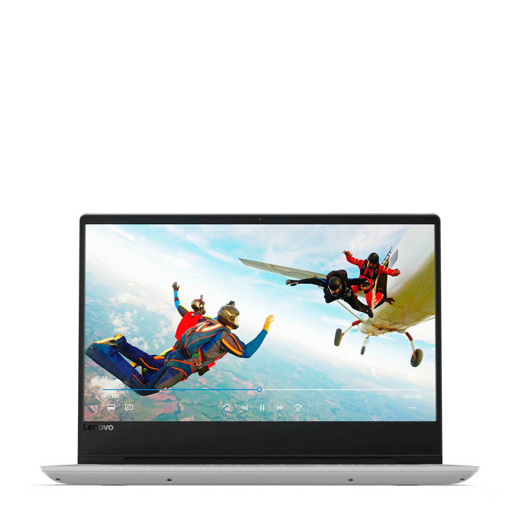 Lenovo  14 inch Full HD laptop, Grijs, Platina