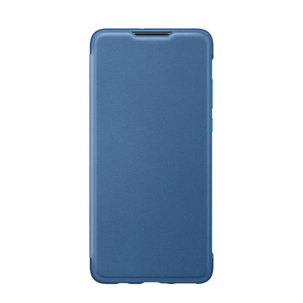 Huawei flipcover P30 Lite, Blauw
