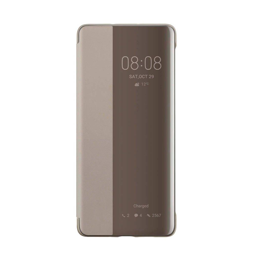 Huawei P30 Pro Smart View Flip Cover (grijs), Grijs