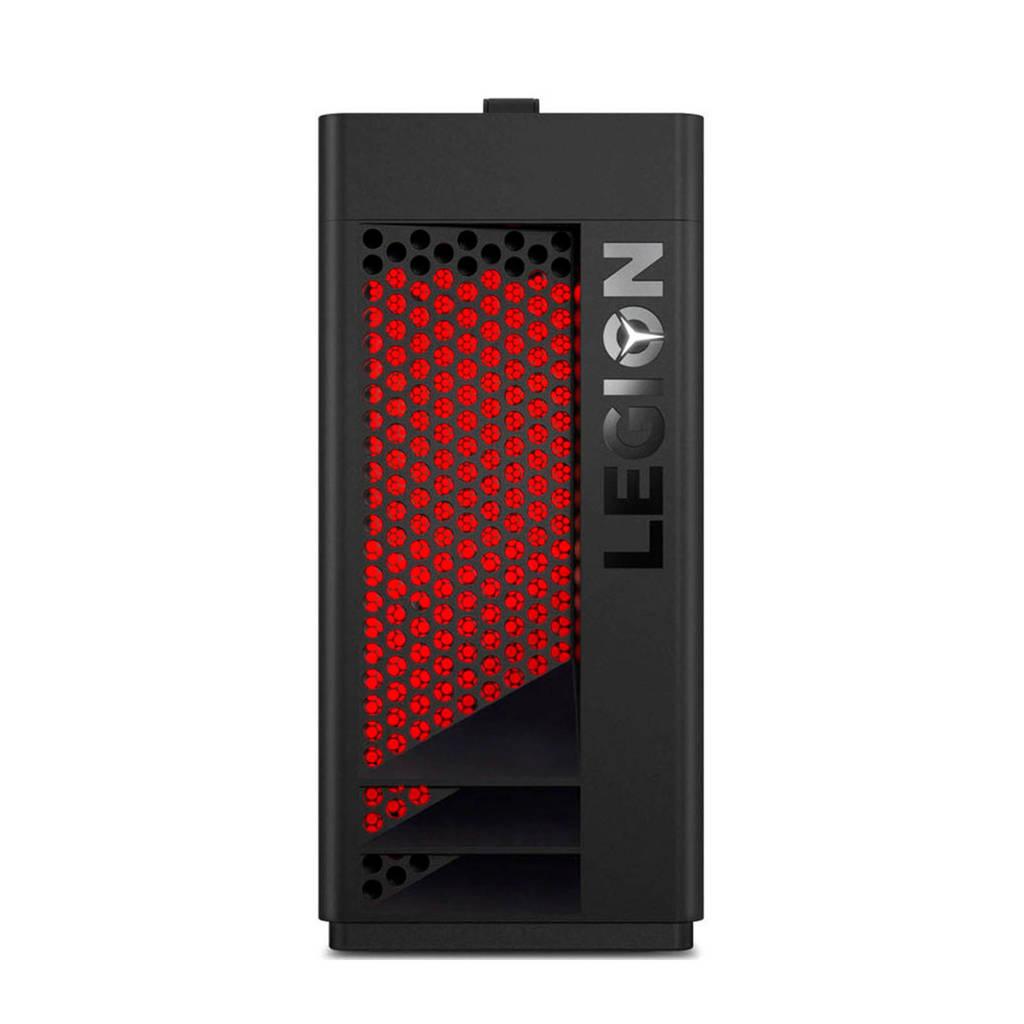 Lenovo Legion T530-28ICB gaming computer, Zwart/rood