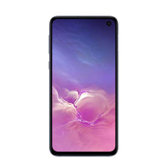 Galaxy S10E 128GB (zwart)