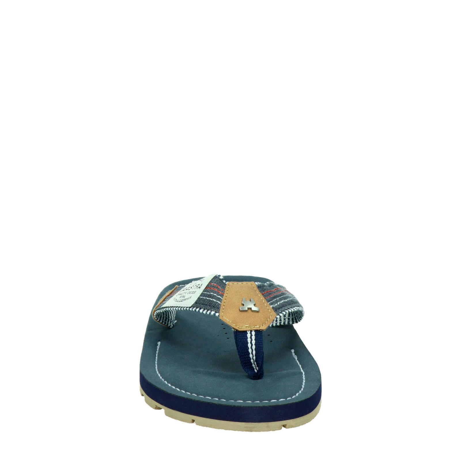 Gaastra teenslippers blauw | wehkamp