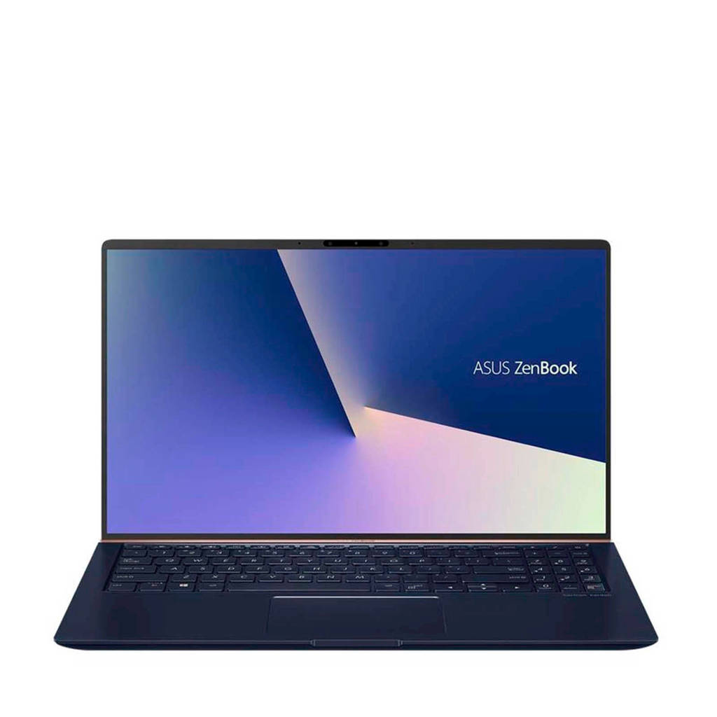 Asus UX533FN-A8017T 15.6 inch Full HD laptop, Blauw, 256