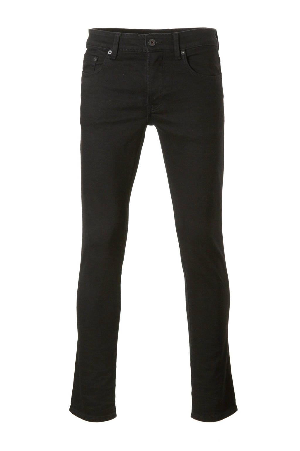 C&A The Denim slim fit jeans, Zwart