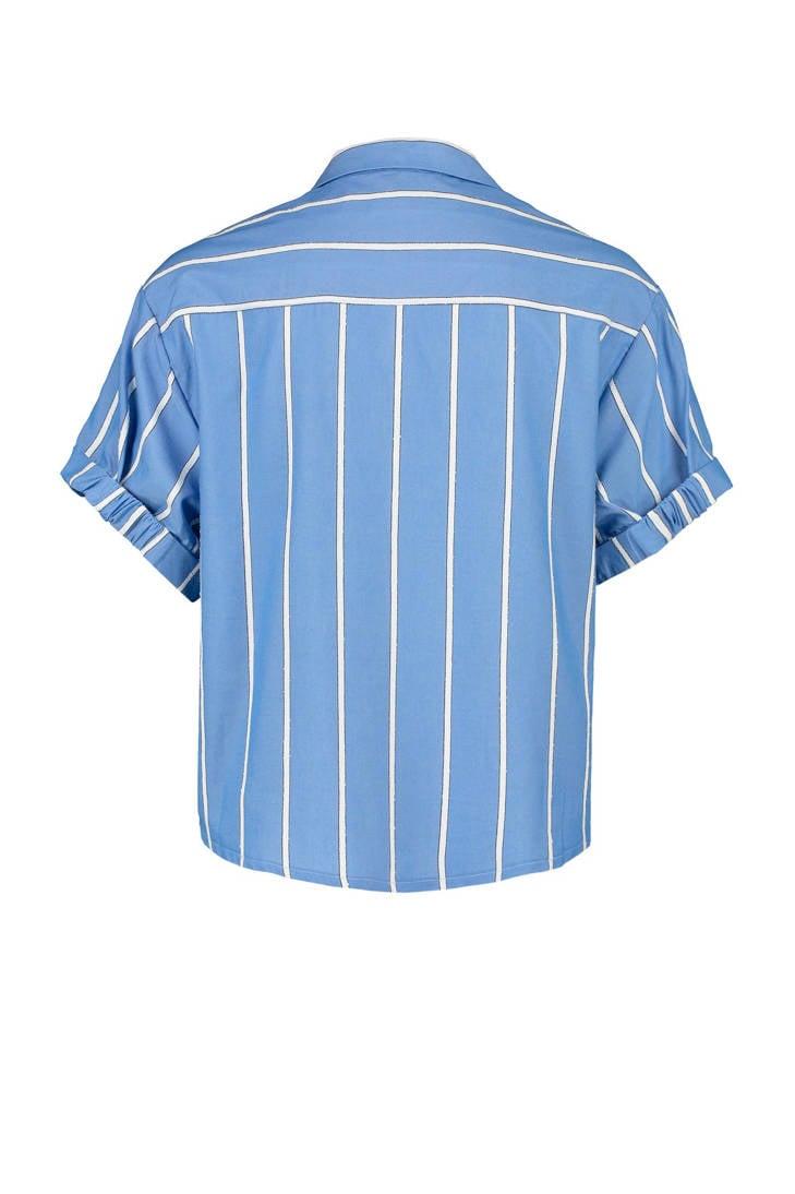 gestreepte gestreepte Normie CKS Normie blouse blouse CKS qTqwx70O