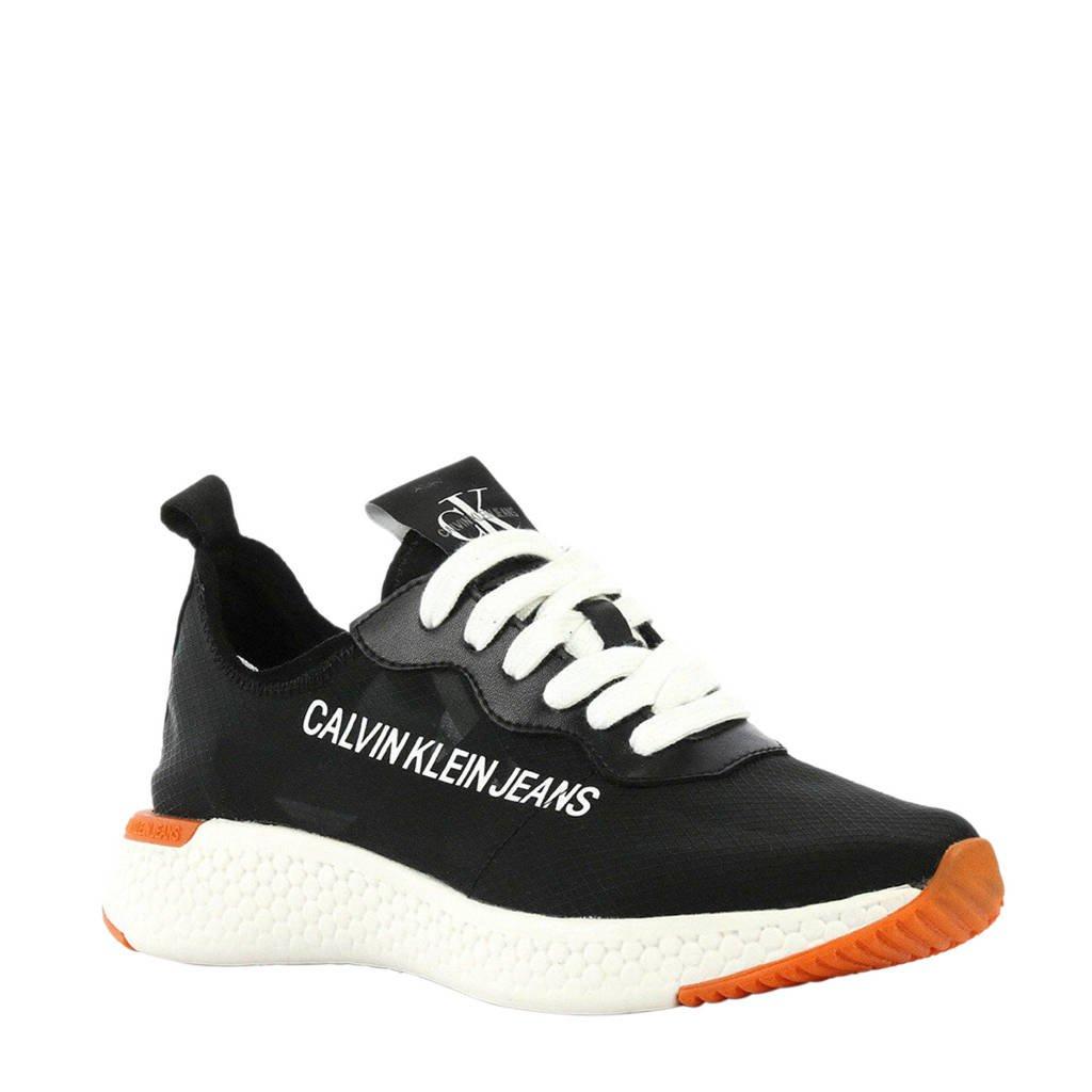 Calvin Klein Jeans  Alexia sneakers zwart, Zwart
