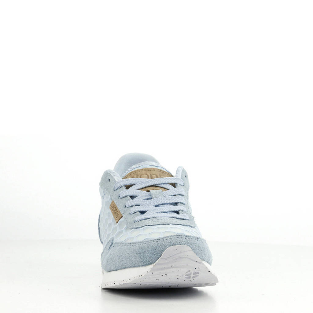 Lichtblauw Ii Woden Mesh Nora Sneakers Tx5Iv5wO