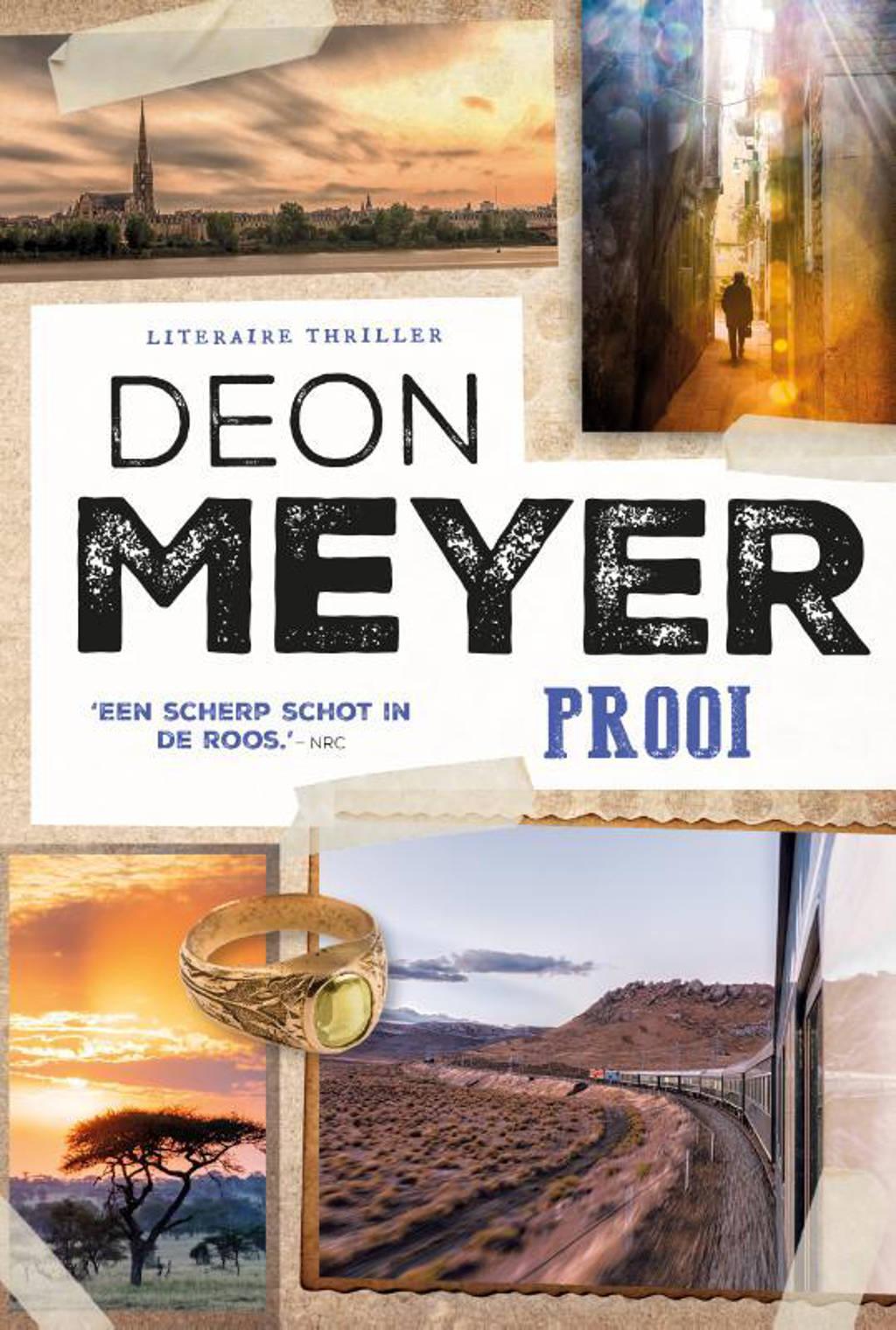 Bennie Griessel: Prooi - Deon Meyer