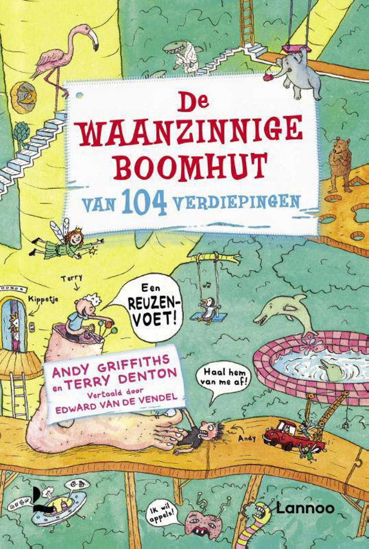 De waanzinnige boomhut: De waanzinnige boomhut van 104 verdiepingen - Andy Griffiths en Terry Denton