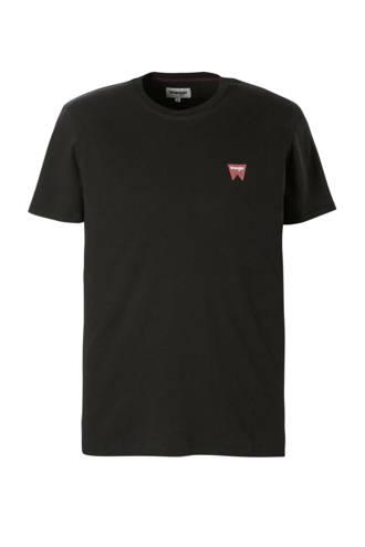 T-shirt met print logo