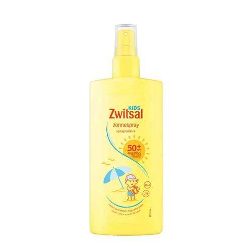 Zwitsal Kids zonnebrandspray SPF50+ 200 ml kopen