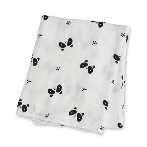 Lulujo wikkeldeken Panda kopen