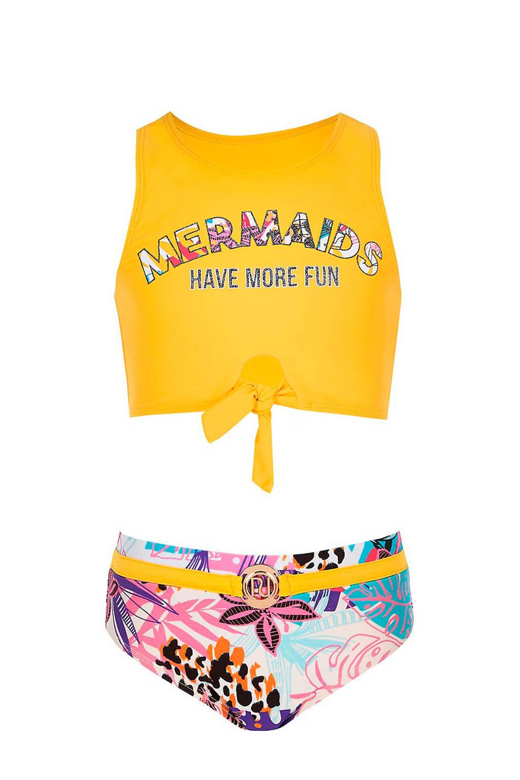 River Island bikini geel, Geel