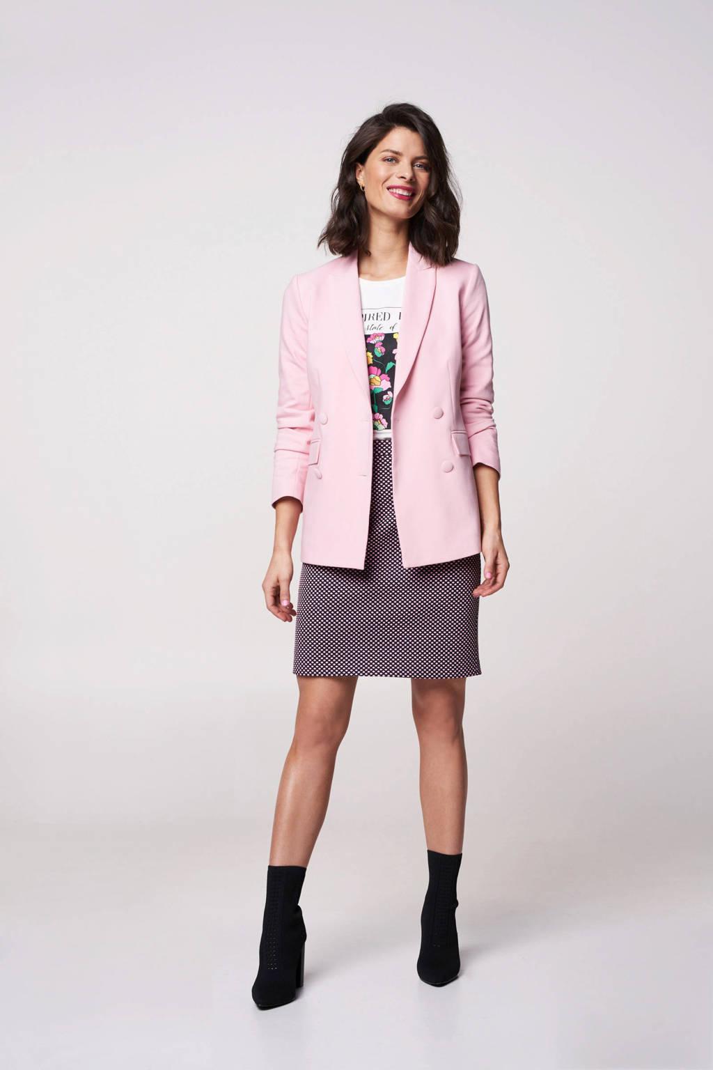 Steps blazer roze, Roze