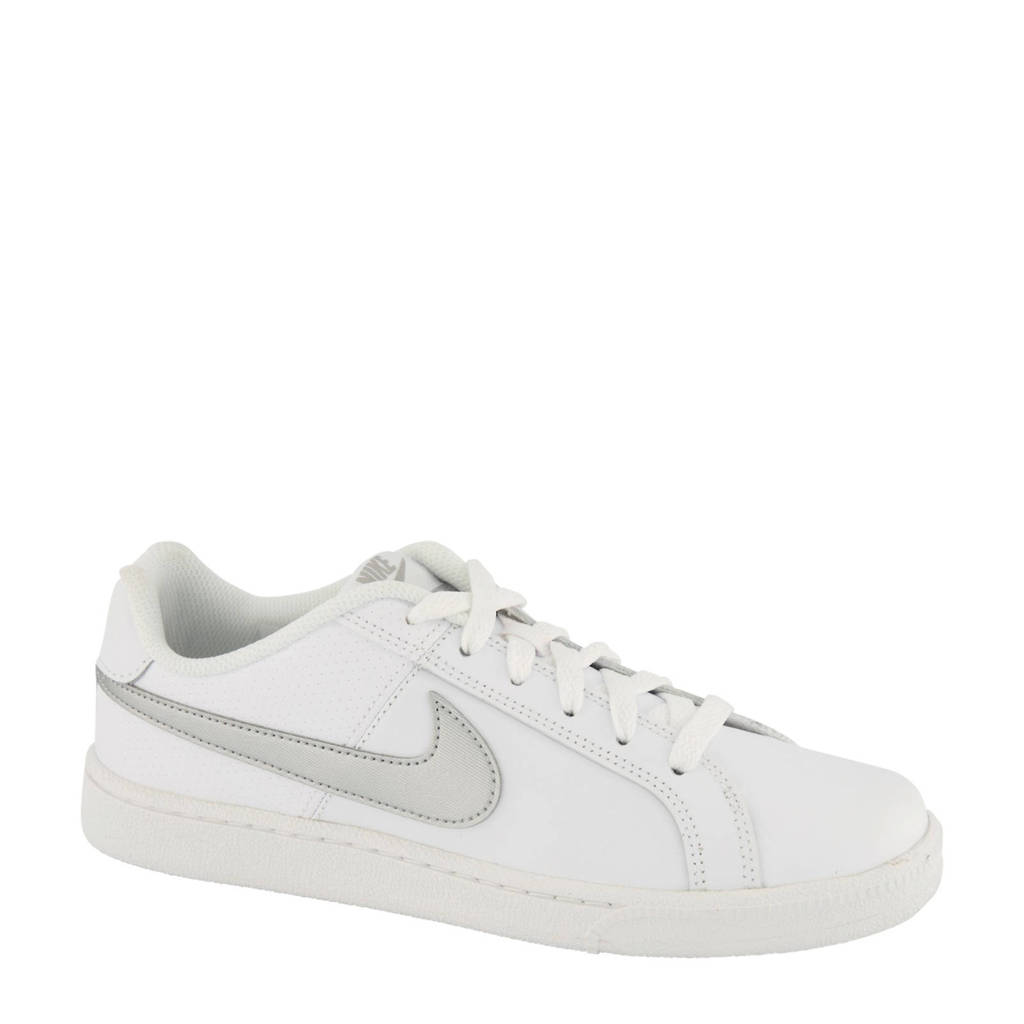 Nike Court Royale sneakers wit, Wit/zilver