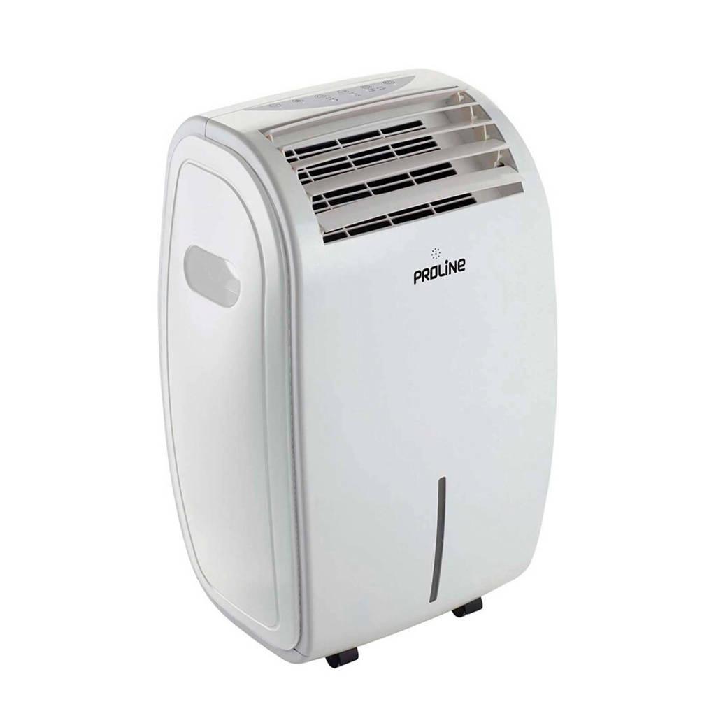 Proline EC8 ventilator met waterverdamping, Wit