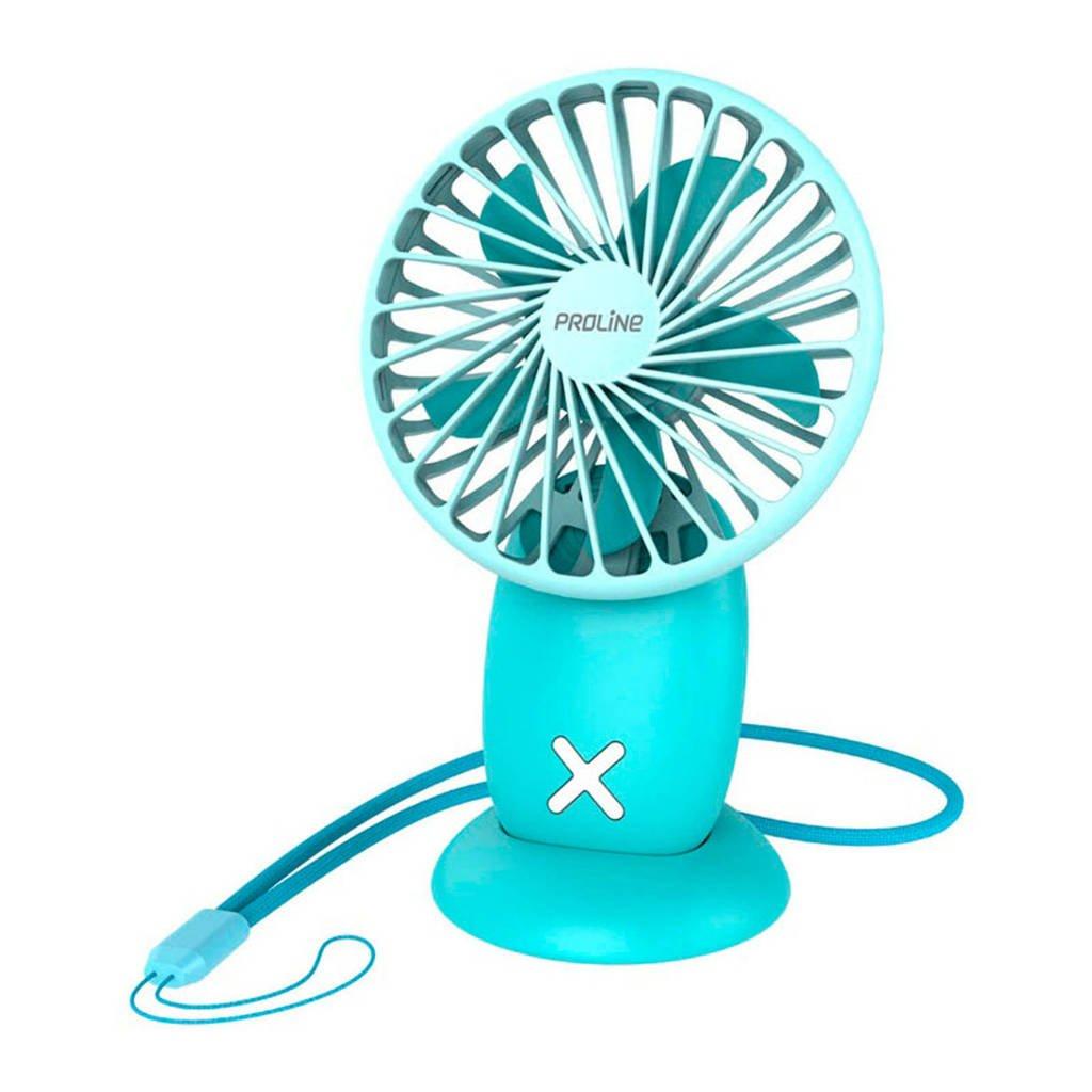 Proline  Mini Venti mini-ventilator, Blauw
