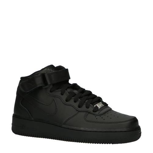 Nike Air Force 1 Mid '07 sneakers zwart