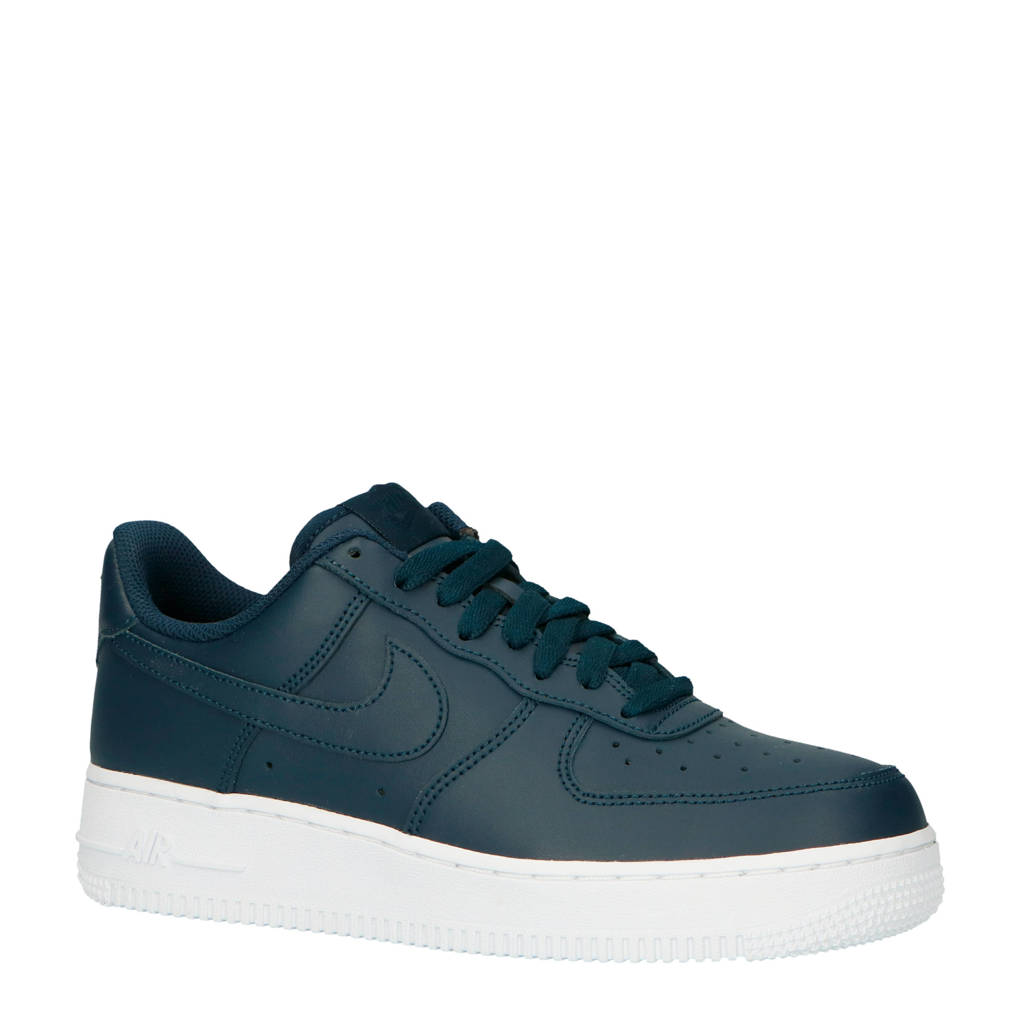 Nike  Air Force 1 '07 sneakers blauw, Blauw