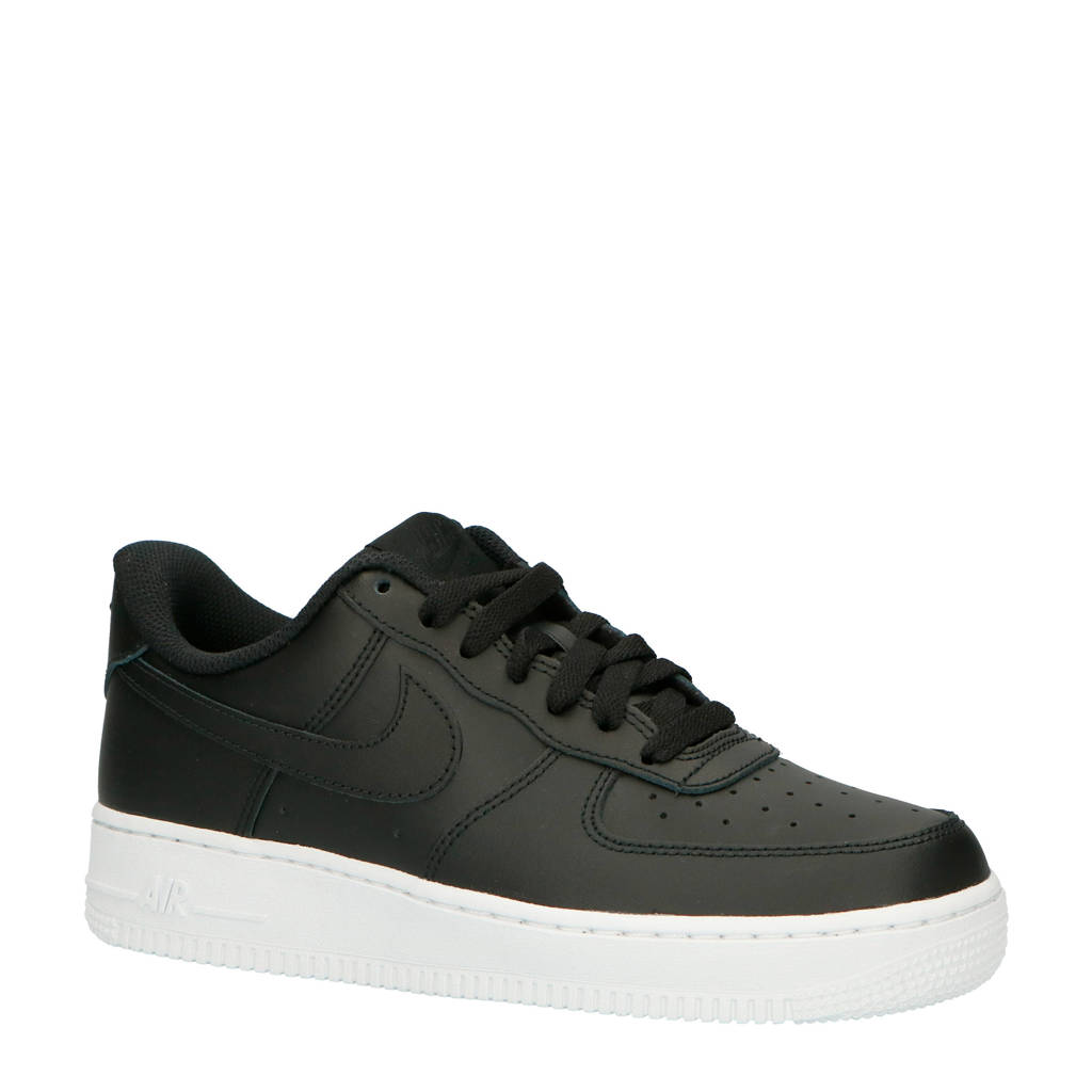 Nike  Air Force 1 '07 sneakers zwart, Zwart