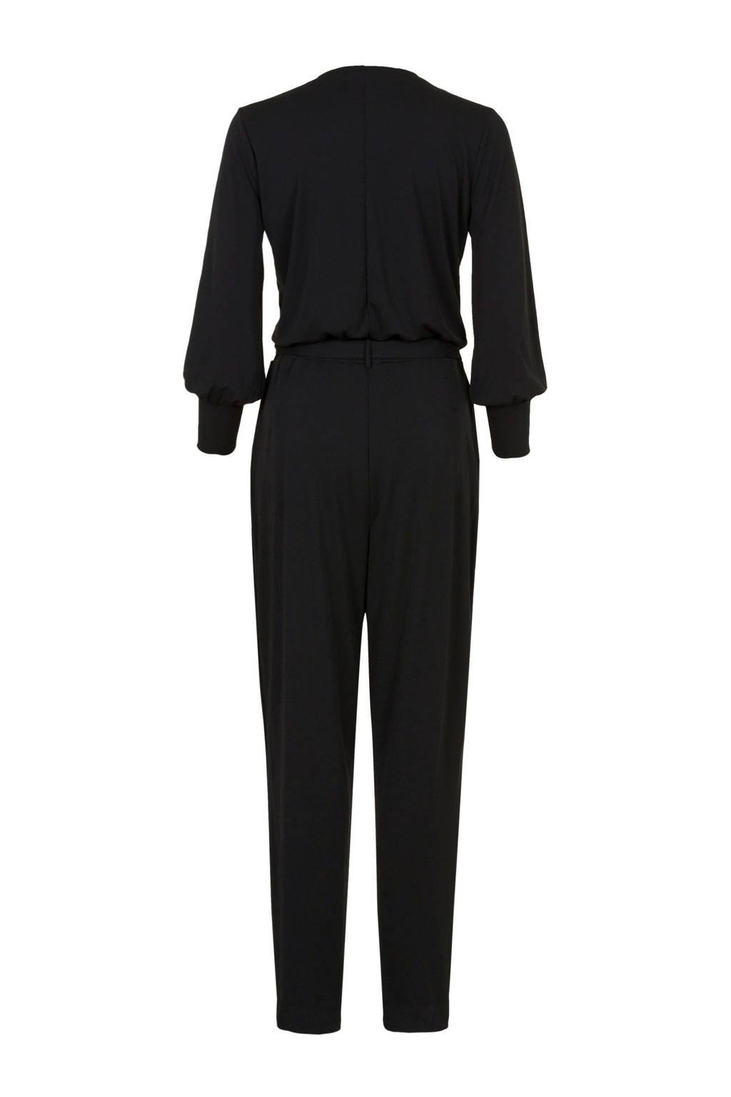 Steps jumpsuit zwart, Zwart