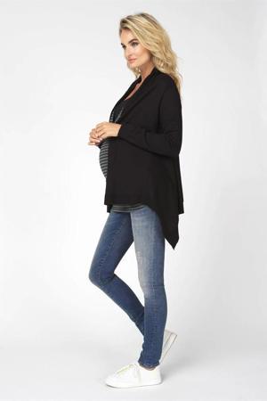 zwangerschapsvest Lise zwart