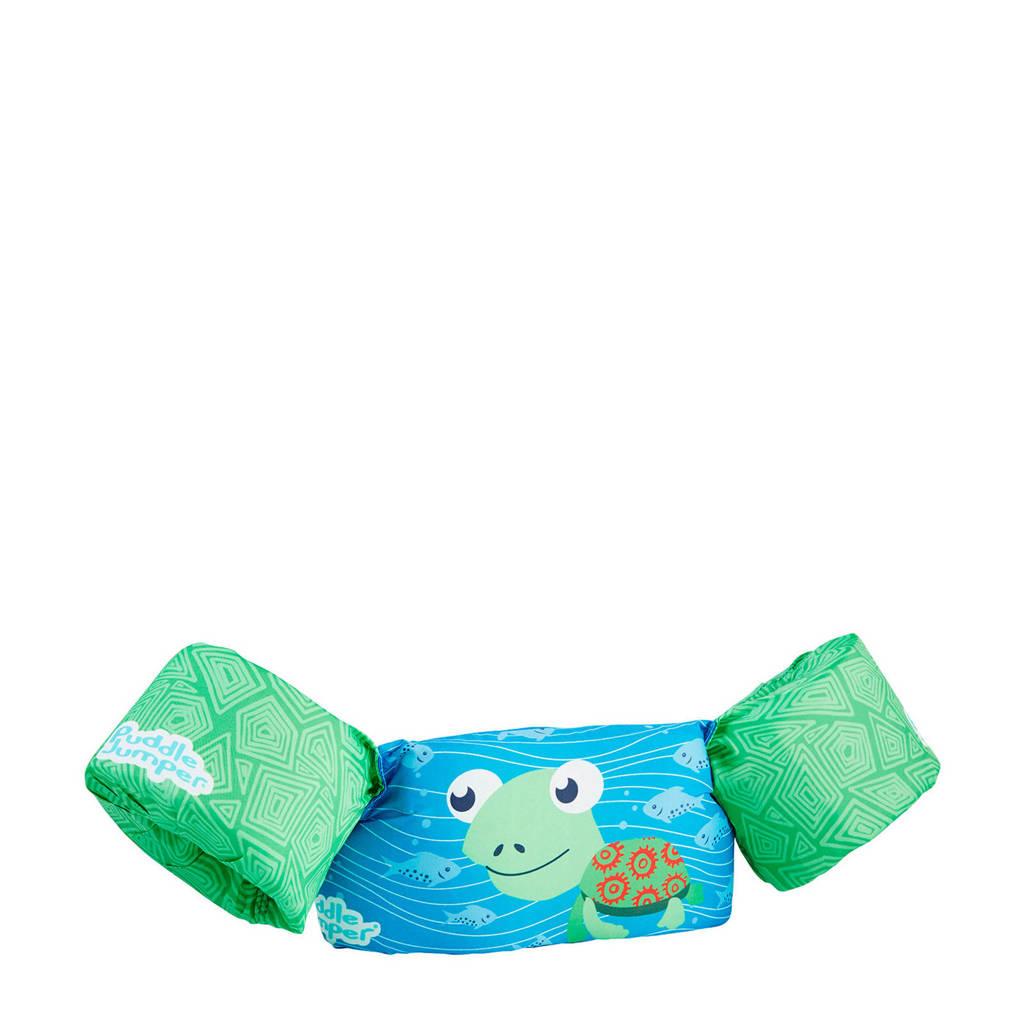 Sevylor Puddle Jumper Deluxe zwemvest schildpad, Schildpad