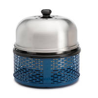 Cobb Pro barbecue azuurblauw, Blauw