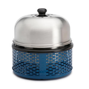 Pro barbecue azuurblauw