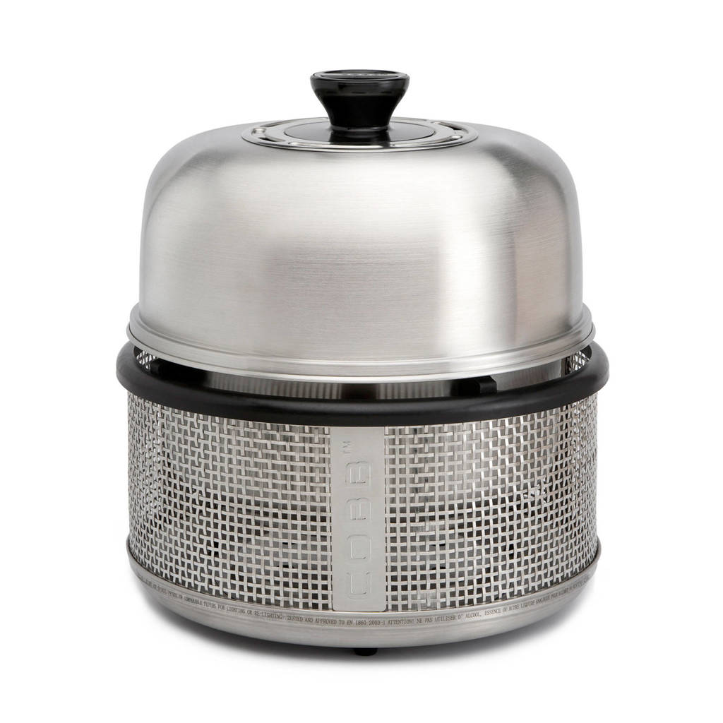 Cobb Premier Air barbecue, Zilverkleurig